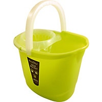 Hourglass Mop Bucket