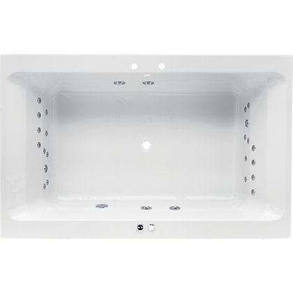 Image for Olney Luxury Double Bath - Platinum Whirlpool from StoreName