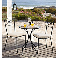 Amalfi Mosaic Bistro Garden Furniture Set