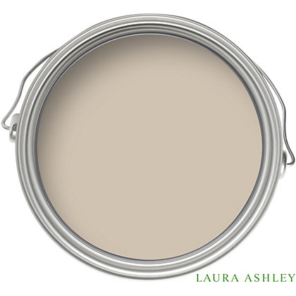 Image for Laura Ashley Soft Truffle - Matt Emulsion Paint - 100ml from StoreName