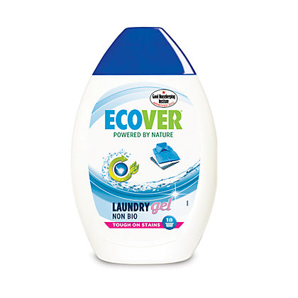 Image for Ecover Laundry Gel Non Bio 18W from StoreName