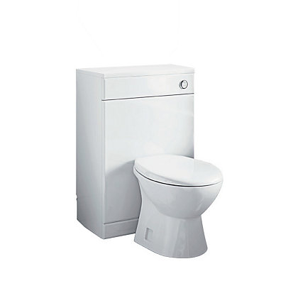 Image for Henesford WC Unit with Toilet from StoreName