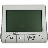 Digital Stop Clock Timer