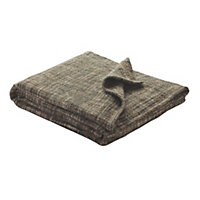 Habitat Havill  Throw- Grey