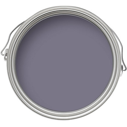 Image for Crown Breatheasy Solo Just Plum - One Coat Matt Emulsion Paint - 2.5L from StoreName