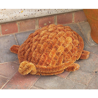 Image for Turtle Footbrush Garden Ornament from StoreName