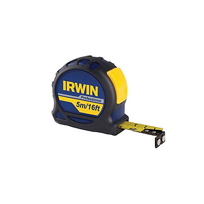 Image for Irwin Pro Tape 5m - 16ft from StoreName