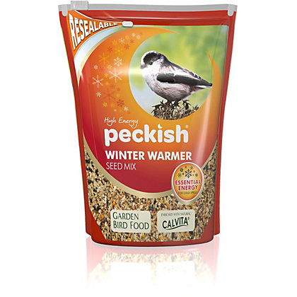 Image for Peckish Winter Warmer Seed Mix - 2kg from StoreName