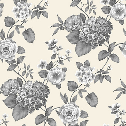 Image for Home Of Colour - Nostalgia - Wallpaper - Cream from StoreName