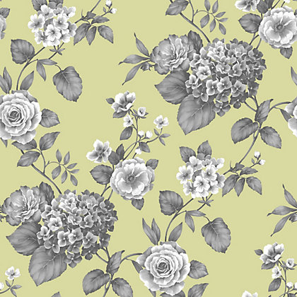 Image for Home Of Colour - Nostalgia - Wallpaper - Pear Green from StoreName