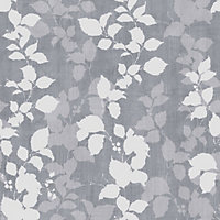 Home Of Colour - Symphony - Wallpaper - Silver Mist