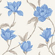 Home Of Colour - Ava - Wallpaper - Marina Blue