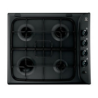 Indesit PIM 640 AS BK Hob - Black