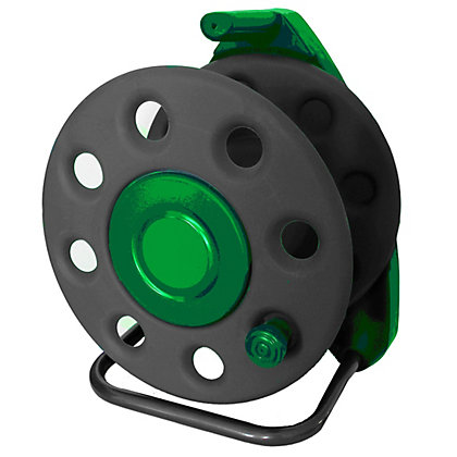 Image for Homebase 25m Wall Reel from StoreName