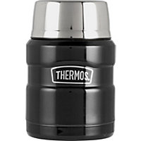Thermos 0.47 Litre Stainless King Food Flask.