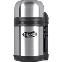 ThermoCafe by Thermos 0.8 Litre Food and Drink Flask.
