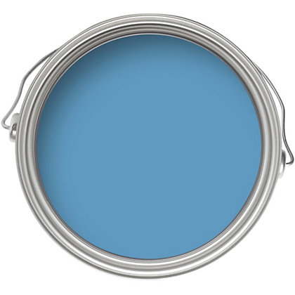 Image for Dulux Bathroom Plus Blue Lagoon - Soft Sheen Paint - 2.5L from StoreName