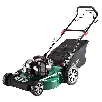 Image for Qualcast 140cc Self Propelled Petrol Rotary Lawn Mower - 48cm from StoreName