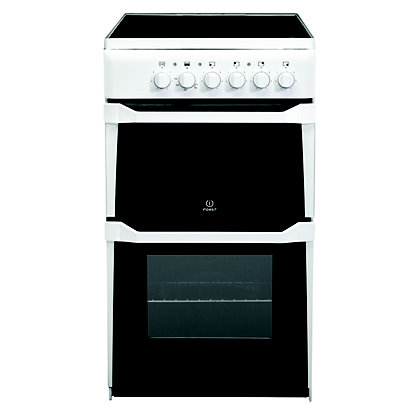 Image for Indesit IT50CW S Freestanding Cooker - White from StoreName