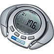 Pro Fitness Digital Pedometer with Body Fat Monitor.