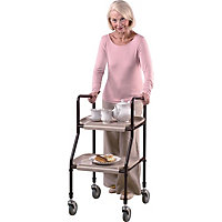 Ease of Living Handy Trolley with 2 Detachable Trays.