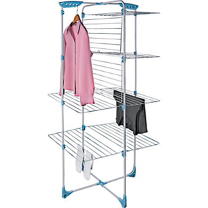 Image for Minky 40m Tower Indoor Clothes Airer. from StoreName