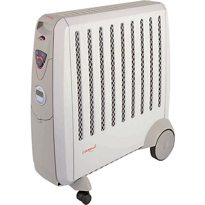 Dimplex ofrc15c 1 5kw steel eco oil free column heater for Eco friendly heaters