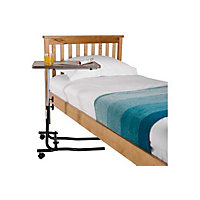 Adjustable Over Bed Table with Tilt Faci