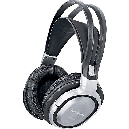 Image for Panasonic WF950 Wireless Headphones - Silver. from StoreName