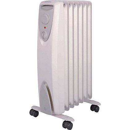Image for Dimplex Eco OFRC15C 1.5kW Oil Free Column Radiator. from StoreName