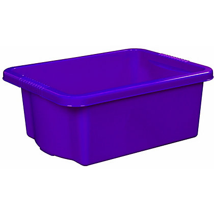 Image for Stack And Store 10 Litre Storage Tub - Red from StoreName