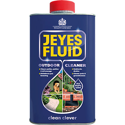 Image for Jeyes Fluid Multi-Purpose Outdoor Disinfectant - 1L from StoreName