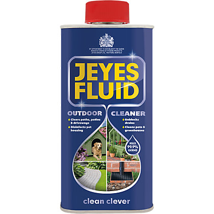Image for Jeyes Fluid Multi-Purpose Outdoor Disinfectant - 300ml from StoreName