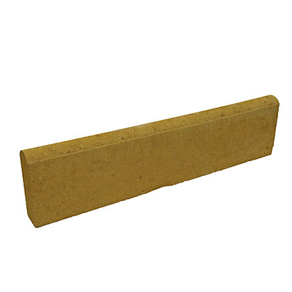 Image for Brett Round Top Edging 600x50x150mm Individual Piece - Buff from StoreName