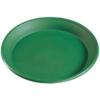 Plant Pot Saucer in Green - 38cm