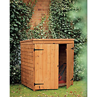 Forest Mower Garden Storage - 4ft 8in x 3ft 4in