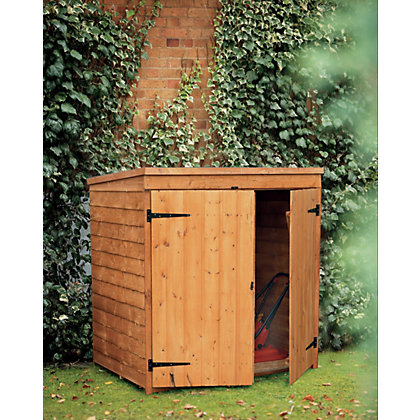Image for Forest Mower Garden Storage - 4ft 8in x 3ft 4in from StoreName