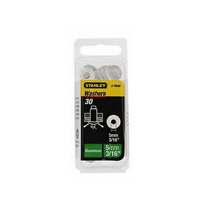 Image for Stanley Rivet Washers - 5mm - 30 pack from StoreName
