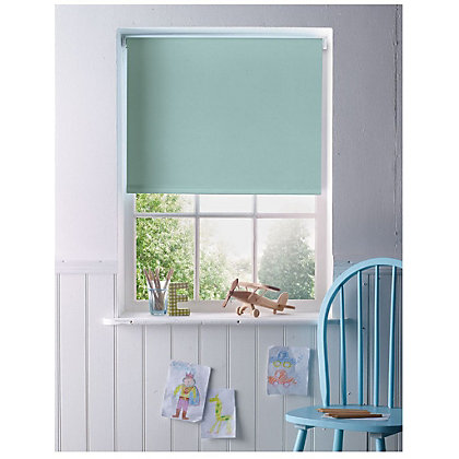 Image for Home of Style Duck Egg Blackout Blind - 60cm from StoreName