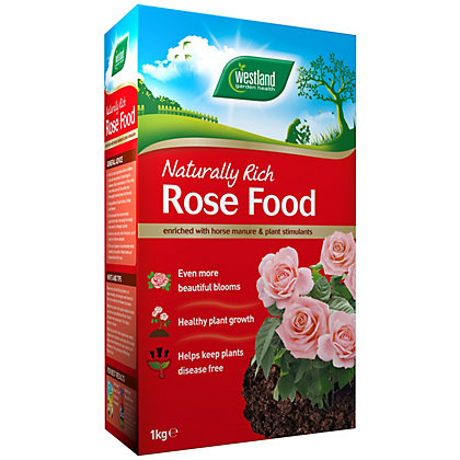 Image for Westland Rose Food - 1kg from StoreName
