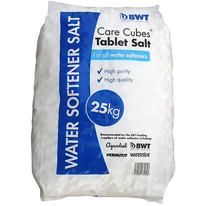 Image for BWT Water Softener Tablet Salt - 25Kg from StoreName