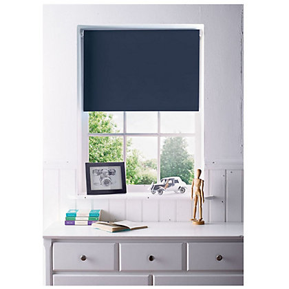 Image for Home of Style Navy Blackout Blind - 60cm from StoreName