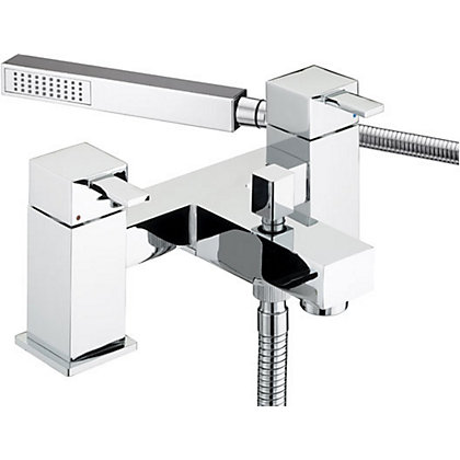 Image for Bristan Quadrato Bath Shower Mixer Tap from StoreName