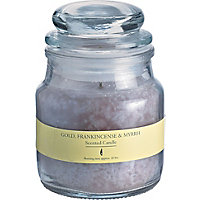 Scented Candle Jar - Gold, Frankincense and Myrrh  - 3oz