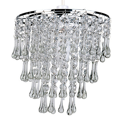 Image for Jenny 4Tier Pendant - Chrome - 22cm from StoreName