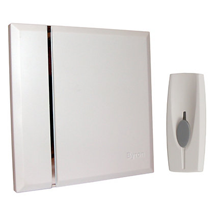 Image for Homebase HB430 Wall Mounted Wirefree Chime Kit - 60m from StoreName