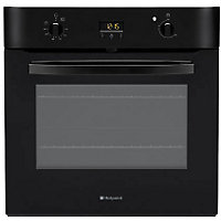 Hotpoint New Style SH33K Fan Oven- Black - Del/Recycle