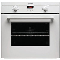 Indesit FIM53KA WH Single Multifunction Oven - Del/Recycle