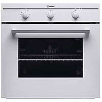 Indesit FIM31KA WH Single Fan Oven - Del/Recycle Included
