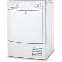 Indesit Idc85 Condenser Tumble Dryer - White - Del/Recycle Inc